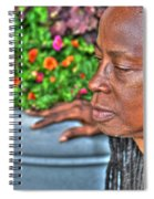 03 The Lioness Spiral Notebook