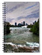 03 Three Sisters Island Spiral Notebook