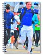 033 Shamrock Run Series Spiral Notebook