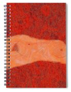 0358 Figurative Art Spiral Notebook