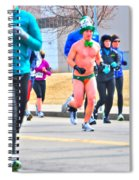 038 Shamrock Run Series Spiral Notebook