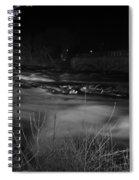 04 Niagara Falls Usa Rapids Series Spiral Notebook