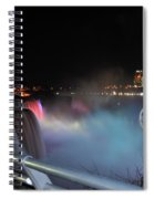 04 Niagara Falls Usa Series Spiral Notebook