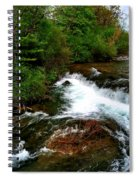 04 Three Sisters Island Spiral Notebook