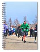 041 Shamrock Run Series Spiral Notebook