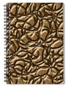 0443 Metals And Malleability Spiral Notebook