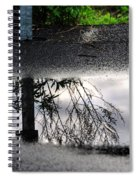 05 Reflecting Spiral Notebook