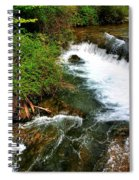 05 To The Three Sisters Island Spiral Notebook