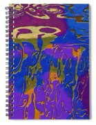 0527 Abstract Thought Spiral Notebook