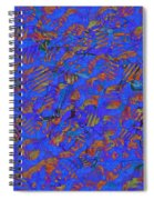 0539 Abstract Thought Spiral Notebook