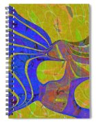 0565 Abstract Thought Spiral Notebook
