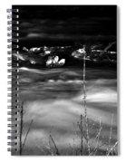 06 Niagara Falls Usa Rapids Series Spiral Notebook