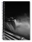 06 Niagara Falls Usa Series Spiral Notebook