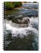 06 To The Three Sisters Island Spiral Notebook