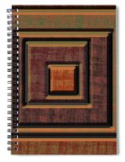 0622 Abstract Thought Spiral Notebook