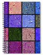 0663 Abstract Thought Spiral Notebook