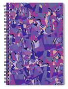 0667 Abstract Thought Spiral Notebook