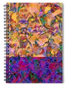 0672 Abstract Thought Spiral Notebook