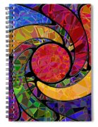 0677 Abstract Thought Spiral Notebook
