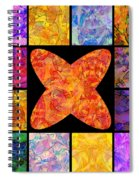 0690 Abstract Thought Spiral Notebook