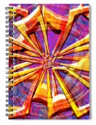 0692 Abstract Thought Spiral Notebook