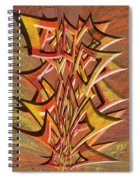 0695 Abstract Thought Spiral Notebook