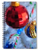 07 Holiday Photo Spiral Notebook