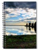 07 Reflecting Spiral Notebook