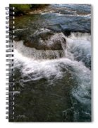 07 To The Three Sisters Island Spiral Notebook