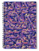 0724 Abstract Thought Spiral Notebook