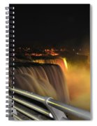 08 Niagara Falls Usa Series Spiral Notebook