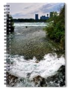 08 To The Three Sisters Island Spiral Notebook