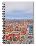 09 Series Of Buffalo Ny Via Birds Eye Spiral Notebook