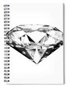 Diamond Spiral Notebook