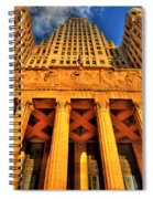 006 Wakening Architectural Dynamics Spiral Notebook
