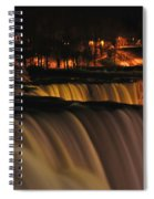 01 Niagara Falls Usa Series Spiral Notebook