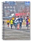 01 Shamrock Run Series Spiral Notebook