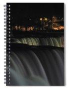 010 Niagara Falls Usa Series Spiral Notebook
