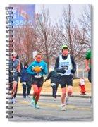 011 Shamrock Run Series Spiral Notebook