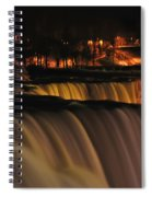 012 Niagara Falls Usa Series Spiral Notebook