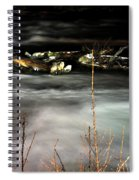03 Niagara Falls Usa Rapids Series Spiral Notebook