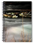 05 Niagara Falls Usa Rapids Series Spiral Notebook