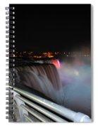 05 Niagara Falls Usa Series Spiral Notebook