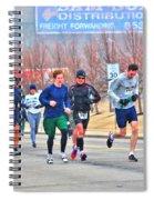 09 Shamrock Run Series Spiral Notebook