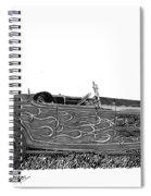 1932 Ford Hi Boy Hot Rod Spiral Notebook