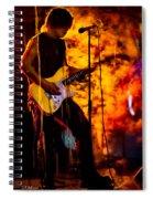 A Little Heat Spiral Notebook