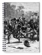 Aborigines, 19th Century Spiral Notebook