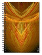 Abstract 104 Spiral Notebook