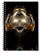 Abstract 111 Spiral Notebook