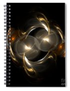 Abstract 113 Spiral Notebook